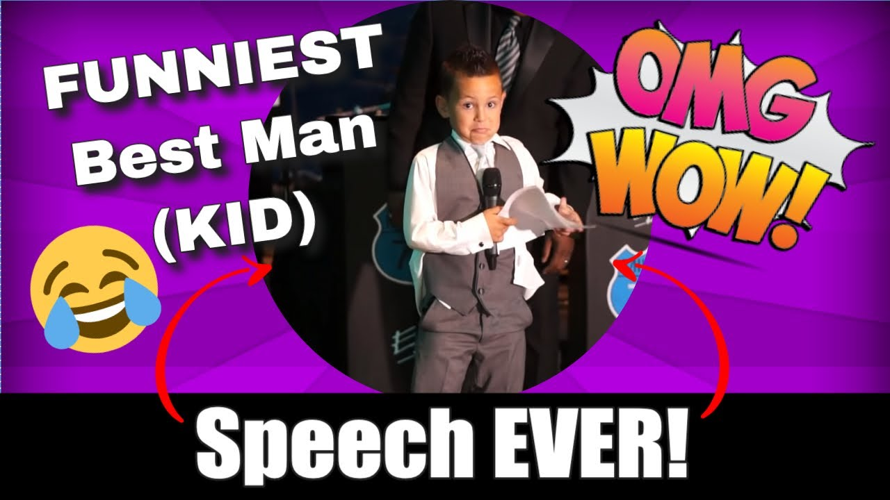 how to end a best man speech
