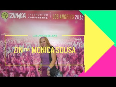 MARA with BETO @ zumba fitness conference LA 2013