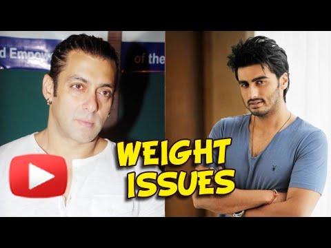 Arjun Kapoor Wastes Salman Khan Fitness Tips | Gains Weight Again