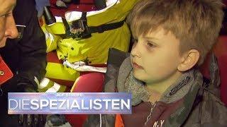 Opa und Enkel verschwunden | Auf Streife - Die Spezialisten | SAT.1 TV