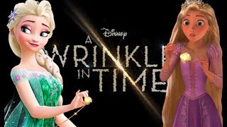 A Wrinkle In Time - non/Disney trailer