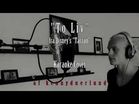 """To Liv"" (""Two Worlds"") from Disney's Tarzan - Cover by Kenny Duerlund"