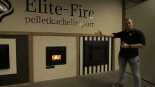 Inbouw pelletkachels bij Elite-Fire