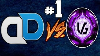 #1  Different Dimension Vs Void Gaming  GameAthlon 2016  Fight For Your Food Tournament
