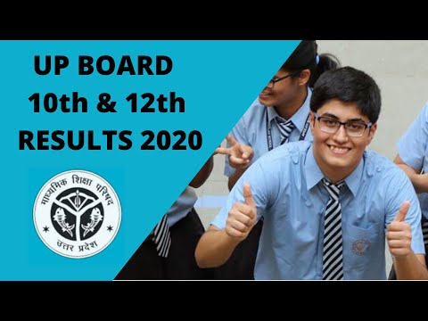 Uttar Pradesh (UP) State Board Class 10 and 12 Result
