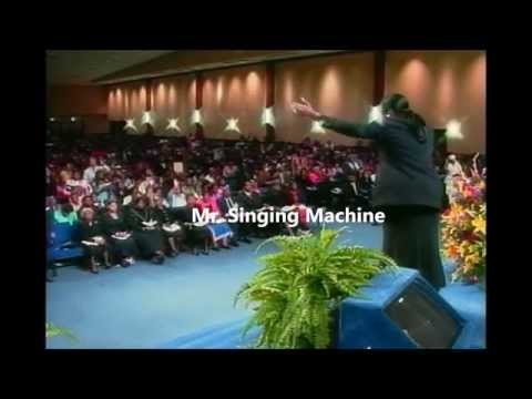 """Juanita Bynum - """"You got to change your atmosphere if you want to change your future"""""""