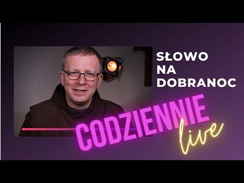 o. Franciszek Krzysztof Chodkowski. Gniew (1). Słowo na Dobranoc  152 