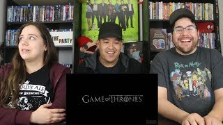 Game of Thrones SEASON 8 - Crypts of Winterfell Tease Reaction / Review