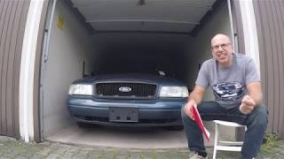 my new German Crown Vic. Transport explanation and total cost until my garage
