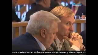 Смотреть видео Телеканал «Санкт Петербург» — Новости — Офисная недвижимость Петербурга онлайн