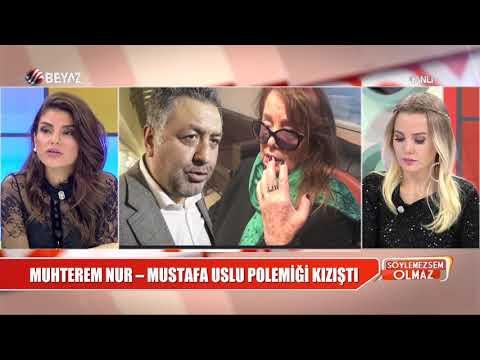 Muhterem Nur - Mustafa Uslu polemiği iyice kızıştı!