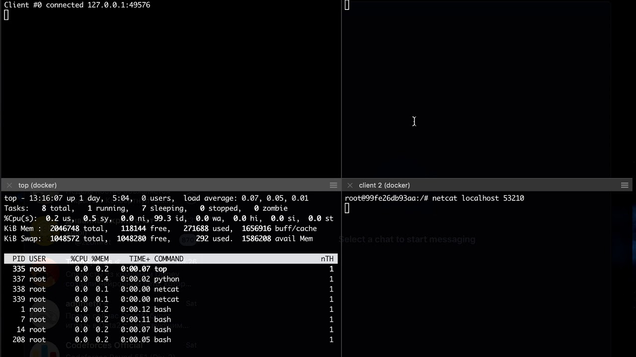 Пишем свой веб-сервер на Python: процессы, потоки и
