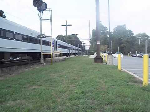Ex.NJT Comets at Yardley Station