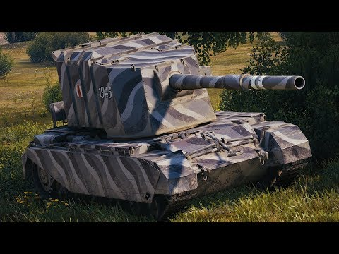 World of Tanks FV4005 Stage II - 5 Kills 12,3K Damage