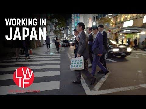 What its Like Working In Japan | Short Version