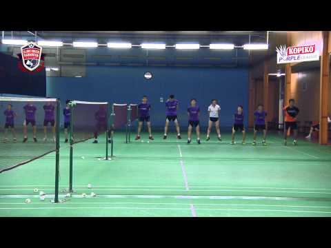 Klang United Badminton Club - KUBC (2014)