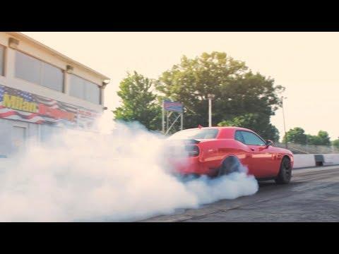 Dodge Challenger SRT Hellcat - Horsepower Revealed!