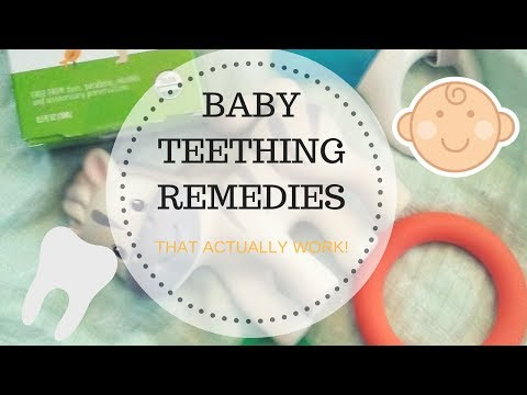 6 Teething Relief Methods Realistically Work