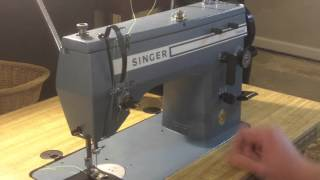 Do you need an industrial sewing machine, Part 3 (I bought one!)