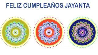 Jayanta   Indian Designs - Happy Birthday
