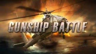 Gunship Battle  Helicopter 3D Trailer