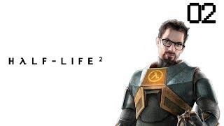 Memo Memo Plays Half-Life 2 - PART 2 - Alyx Vance