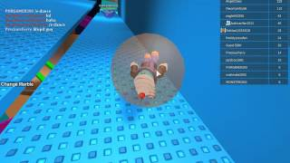 Roblox Mega Marble Run Light Blue Pit