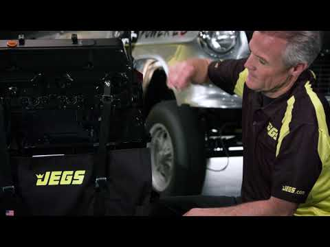 JEGS Universal Engine Diaper Kenny Wallace