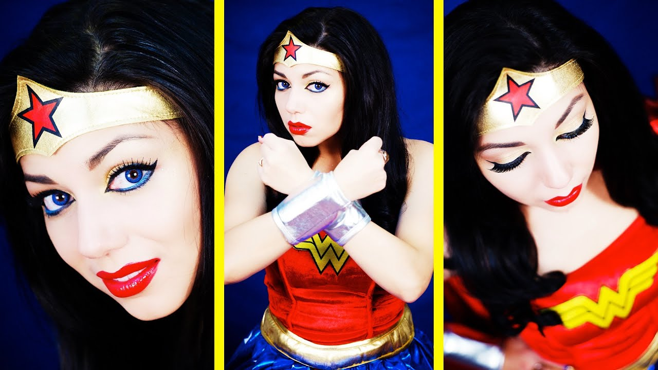 Trucco Halloween Catwoman.Comic Con Makeup Tutorials Videos Sharetv Com