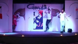 Gandhi Animazione -Grease