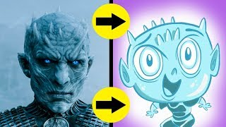 GAME OF THRONES as a KIDS