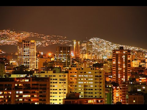 """The Beauty of Caracas City"" ""Venezuela"" ""World Cities South America"""