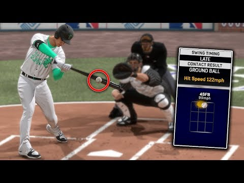 THIS MIGHT BE THE HARDEST BALL I HAVE EVER HIT! MLB The Show 17   Battle Royale
