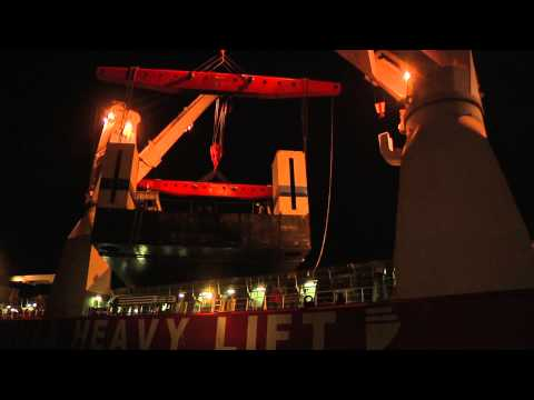 OAS: Jack Up Barge – Tarragona x Montevideo
