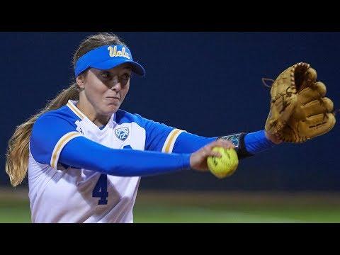 Recap: No. 4 UCLA softball rolls No. 12 Arizona to claim fourth consecutive Pac-12 series win