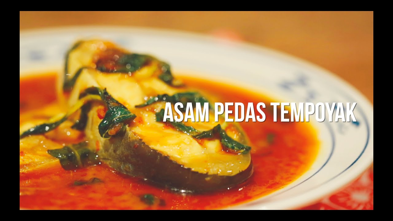 How To Make Asam Pedas Tempoyak