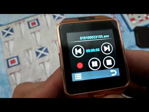 DZ09 Smartwatch Unboxing and Testing/Sim Card/Micro SD/2g calls/sound/Music player
