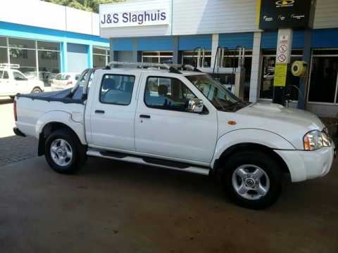 2010 NISSAN HARDBODY NP300 2.5 TDi LWB 4X4 P/U S/C Auto For Sale On Auto Trader South Africa