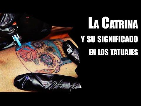 Tattoo De Catrina Significado