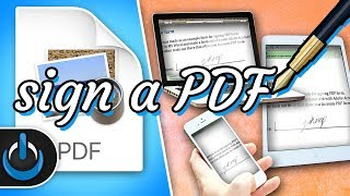 How To Sign A PDF from Mac, iPhone, or iPad