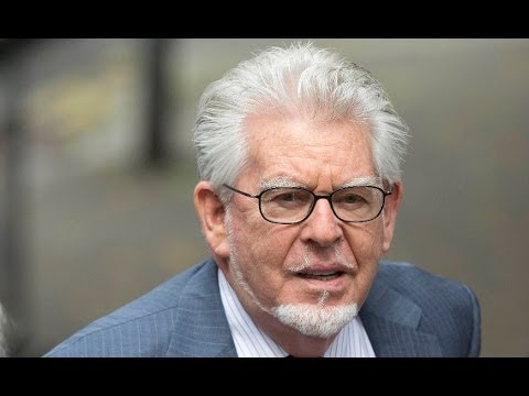Rolf Harris found guilty of sexually assaulting four girls