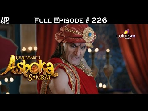 Chakravartin Ashoka Samrat - 9th December 2015 - चक्रवतीन अशोक सम्राट - Full Episode(HD)