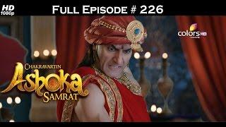 Chakravartin Ashoka Samrat - 9th December 2015 - चक्रवतीन अशोक सम्राट - Full Episode(HD)