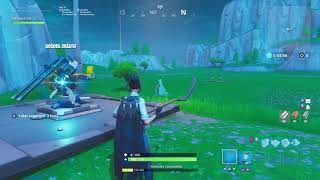 [GLITCH] Being invisible to other players in creative- Fortnite mode