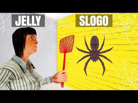 SLAP The VENOM SPIDER Or DIE! (Annoying Game)