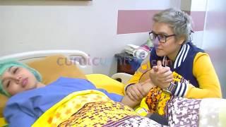 Lucinta Luna Jalani Operasi, Abash Beri Ciuman Mesra - Cumicam