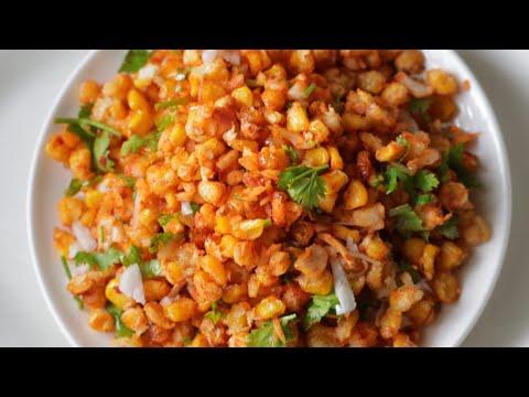 crispy corn recipe barbecue nation style