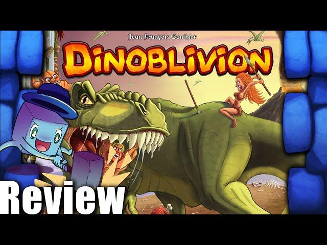 Dinoblivion Review - with Tom Vasel