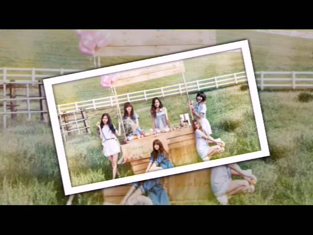 Apink Beauth Ranking - 2016