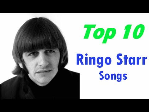 top 10 ringo starr songs youtube. Black Bedroom Furniture Sets. Home Design Ideas